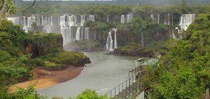 honeymoon in IGUAÇU falls