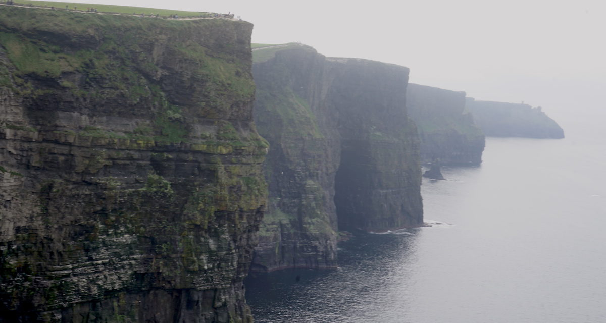 Our Visit to the Cliffs of Moher & Aran Islands