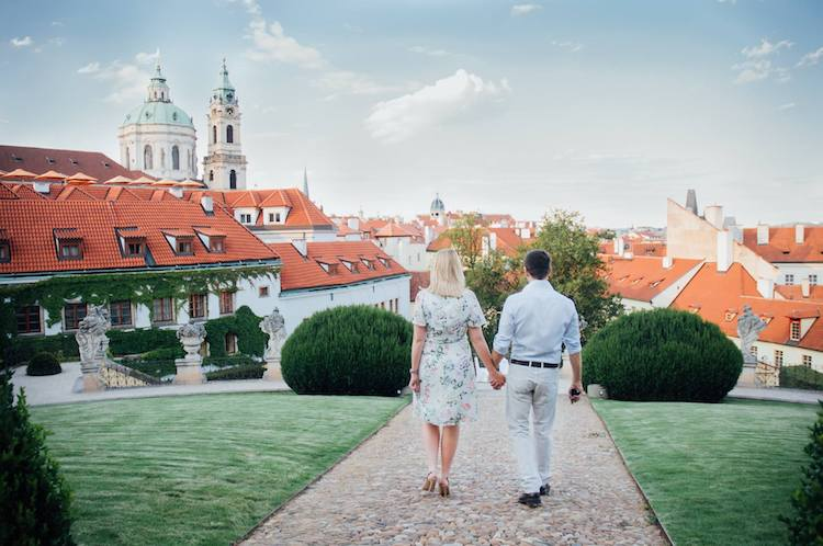 Honeymoon in Prague