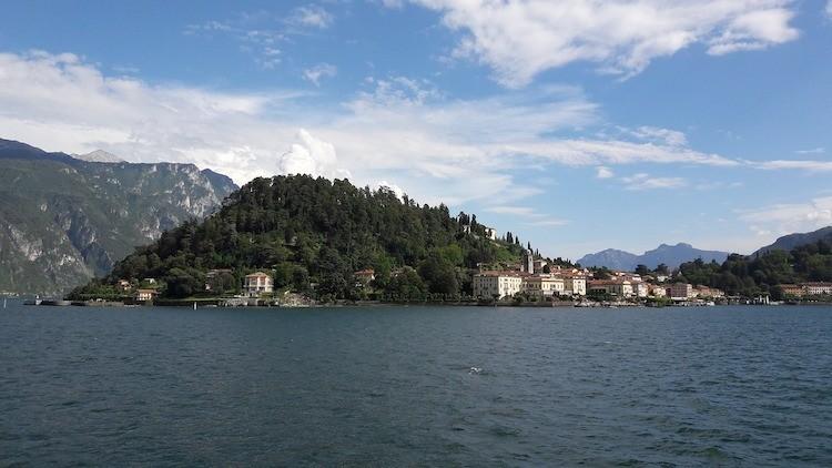 Bellagio Italy honeymoon in Europe