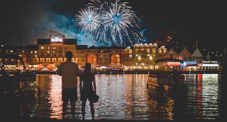 Honeymoon in Orlando