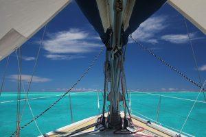 sailboats for honeymooners in Caledonia