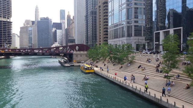 romantic trip to charming chicago