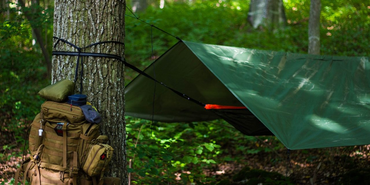 The 10 Top Backpacking Tarps