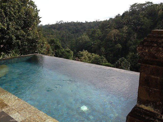 Bali resort infinity pool