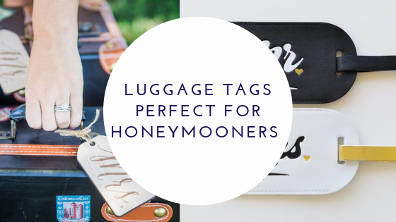 08d3ac9519af Honeymoon Luggage Tags | 25+ Cute Luggage Tags For Couples