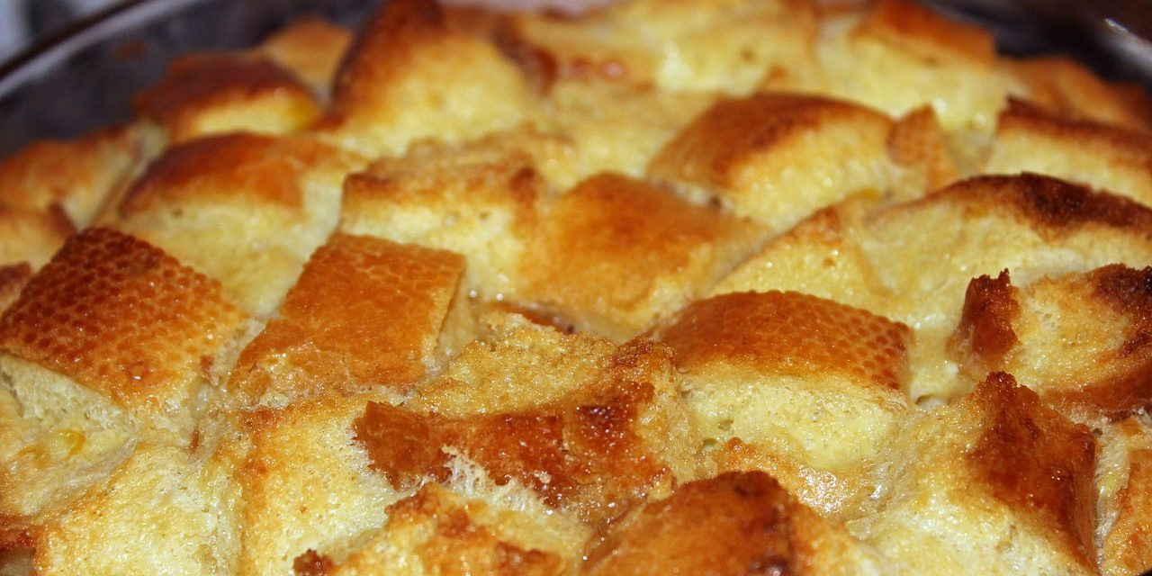 Budin de Pan Recipe: A Traditional Puerto Rican White Bread Pudding