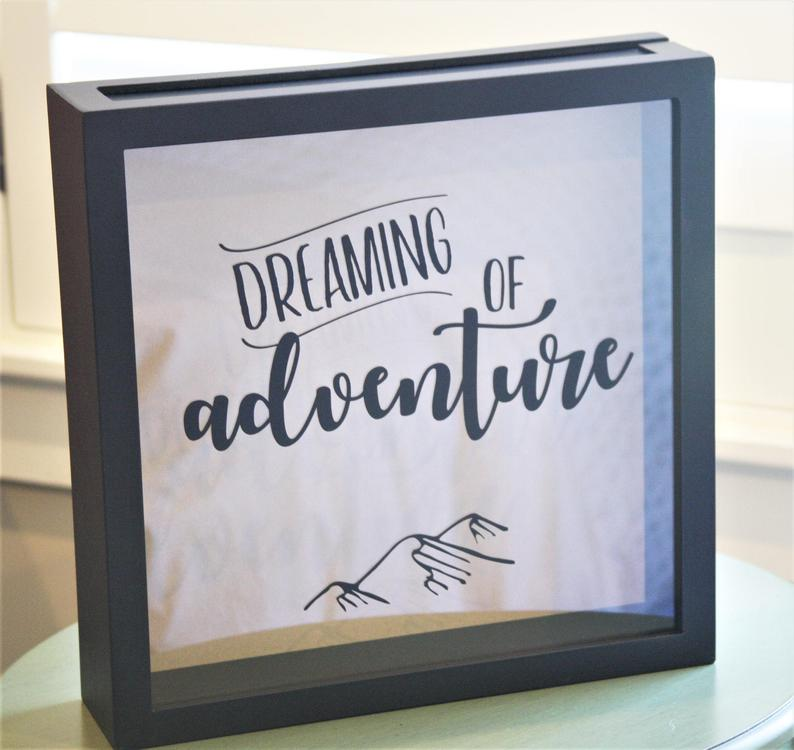 Dreaming of Adventure Fund Box
