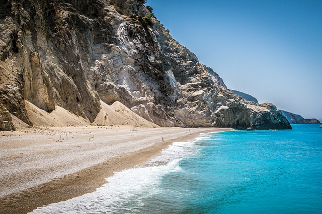 The beautiful Greecian island of Crete