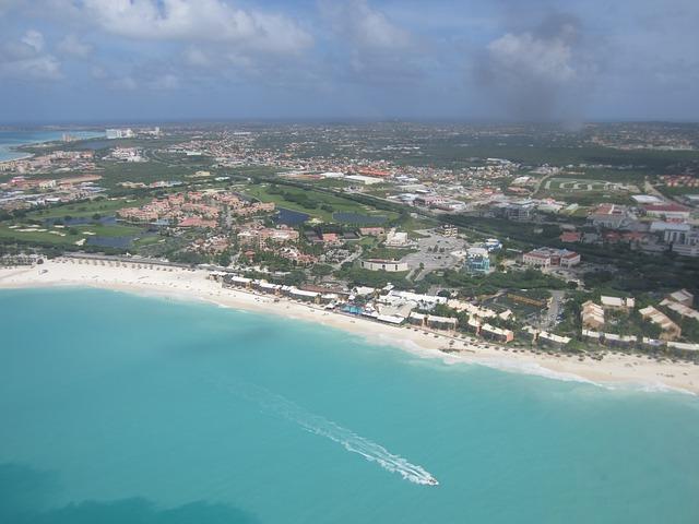 Aruba honeymoon resort