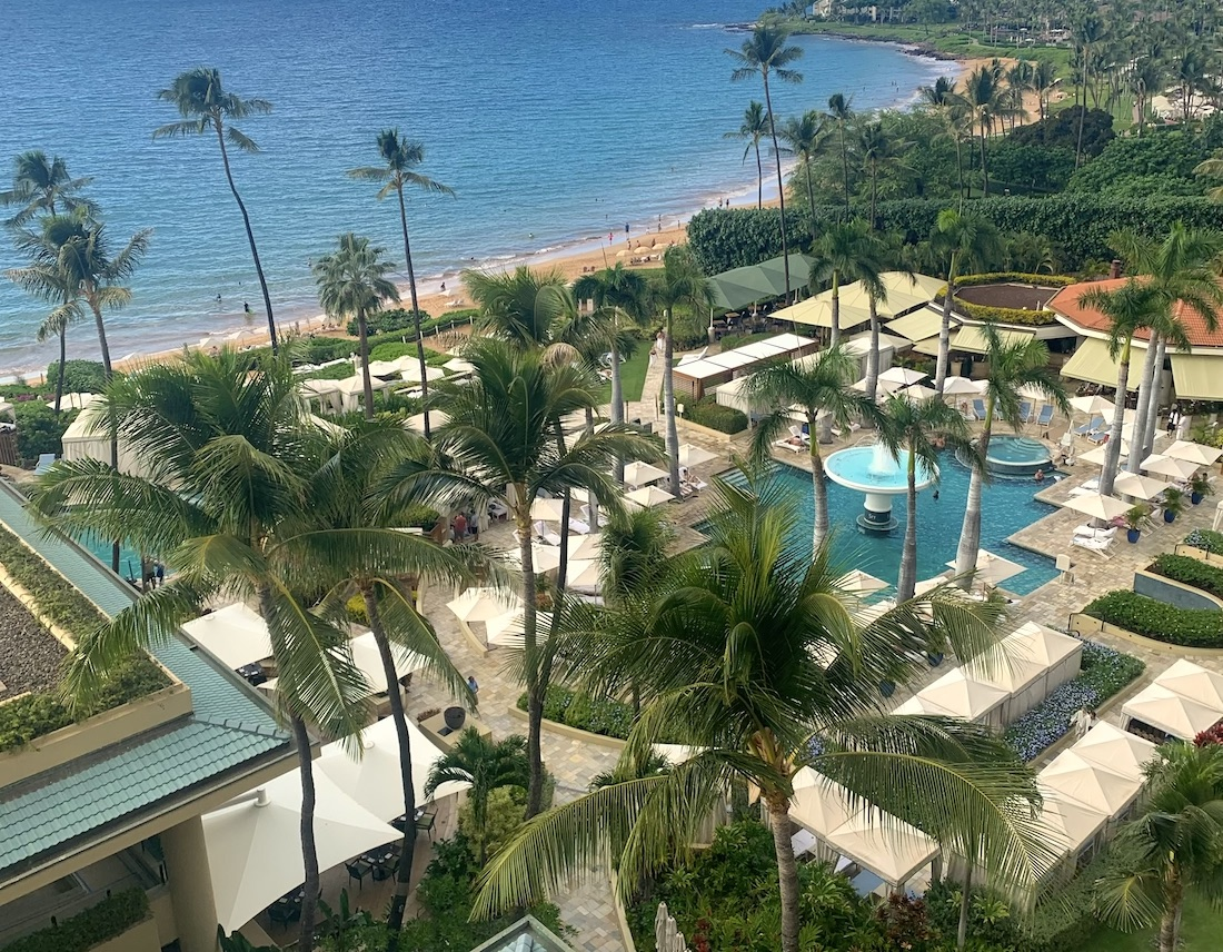 four seasons resort hawaii