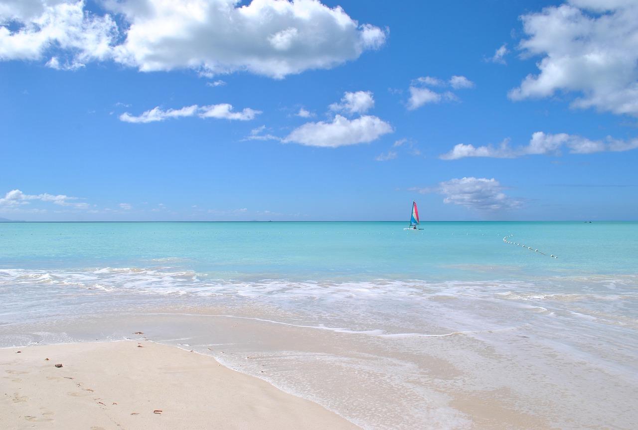 Antigua honeymoon