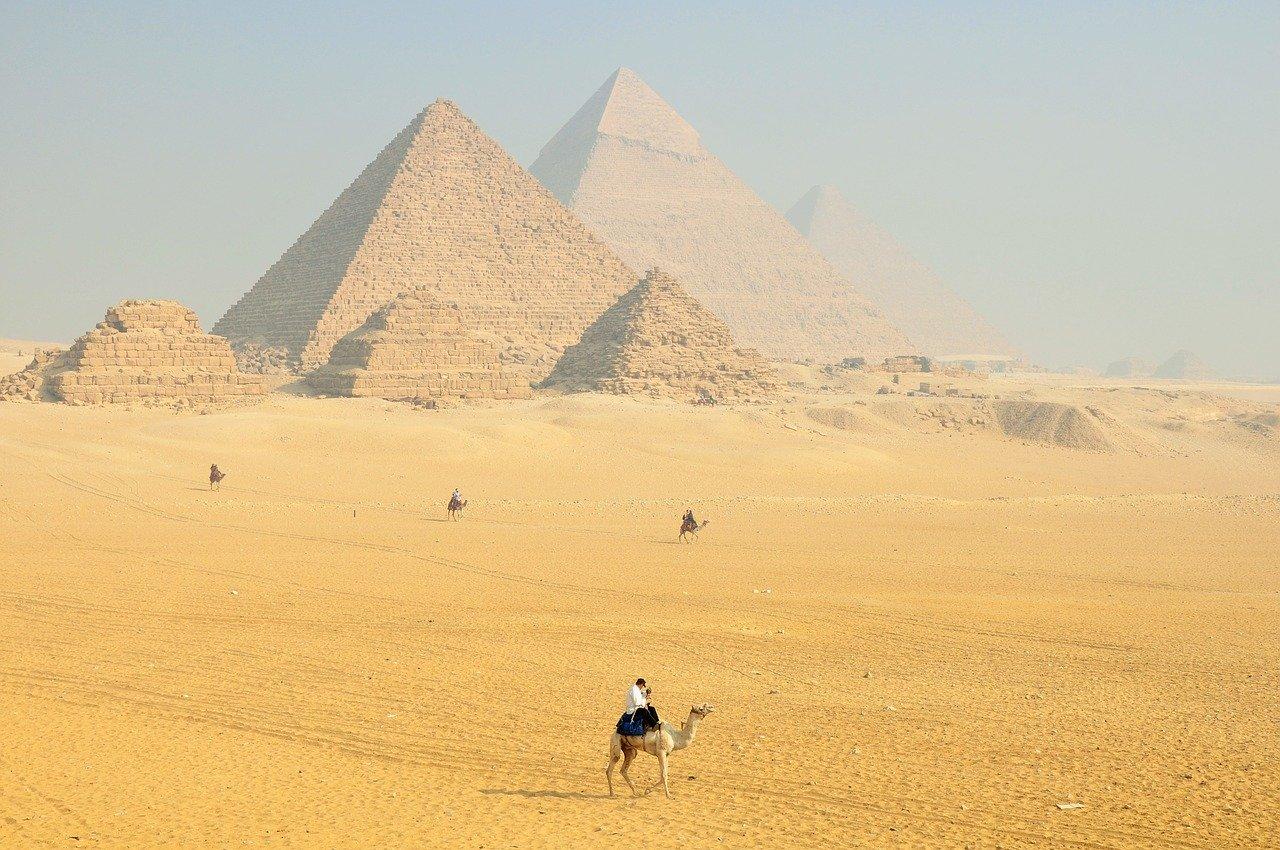 Weekend in Egypt