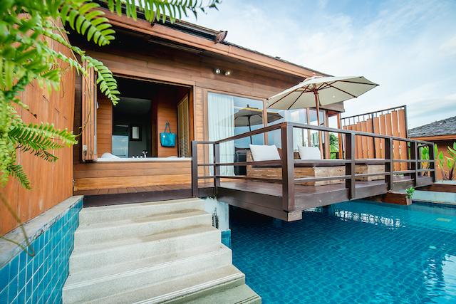KC Resorts Overwater Bungalow