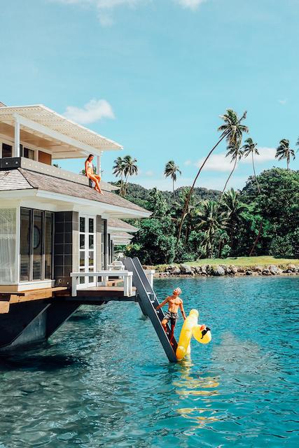 Koro Sun Resort Villa