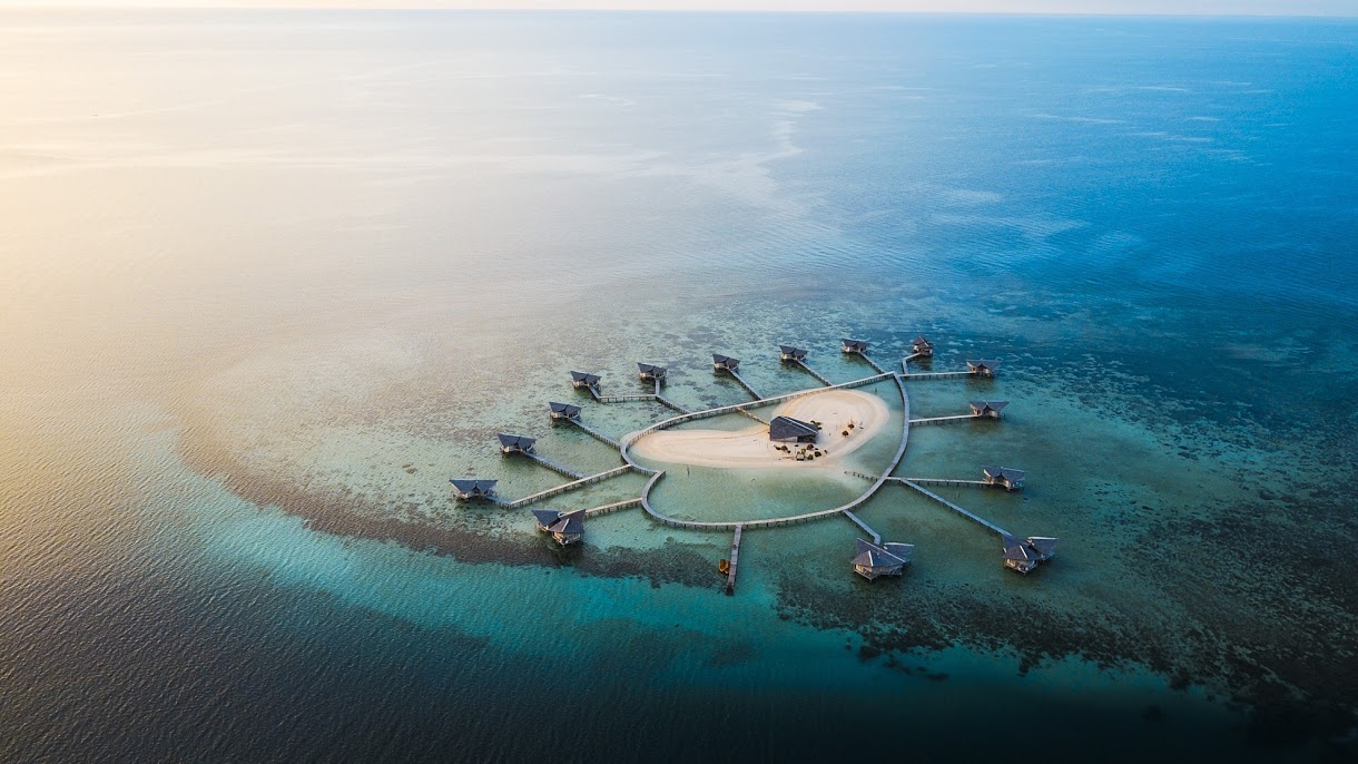 Pulocinta private island