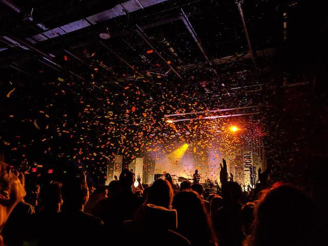 NYC music venues